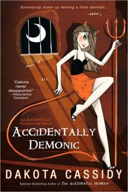 Accidentally Demonic (Accidentals Series #4)
