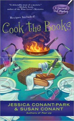 Cook the Books (Gourmet Girl Series #5)