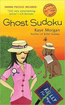 Ghost Sudoku (Sudoku Mystery Series #5)