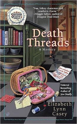 Death Threads (Southern Sewing Circle Series #2)