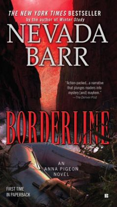 Borderline (Anna Pigeon Series #15)