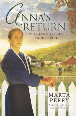 Anna's Return (Pleasant Valley Series #3)