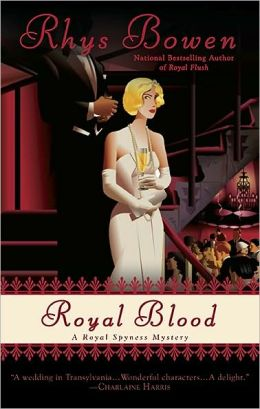 Royal Blood (Royal Spyness Series #4)