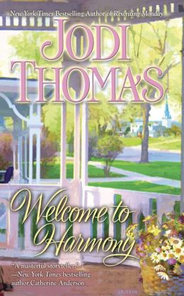 Welcome to Harmony (Harmony Series #1)
