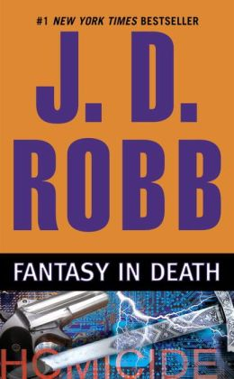 Fantasy in Death (In Death Series #30)