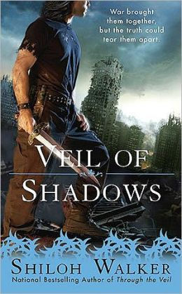 Veil of Shadows (Hunters Series)
