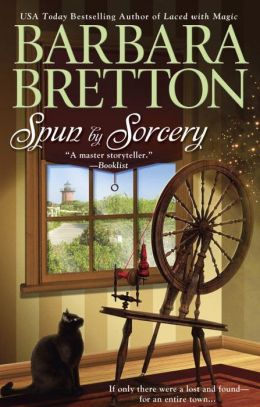 Spun by Sorcery (Sugar Maple Series #3)