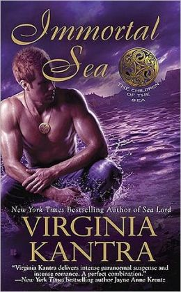 Immortal Sea (Children of the Sea Series #4)
