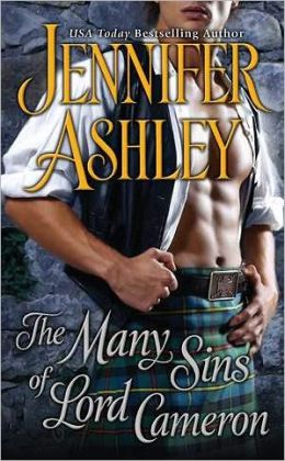 The Many Sins of Lord Cameron (Highland Pleasures Series #3)