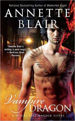 Vampire Dragon (Works Like Magick Series #3)
