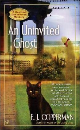 An Uninvited Ghost (Haunted Guesthouse Series #2)
