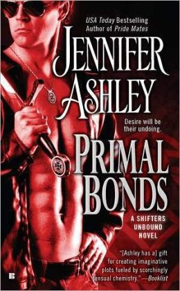 Primal Bonds (Shifters Unbound Series #2)