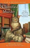 Classified as Murder (Cat in the Stacks Series #2)