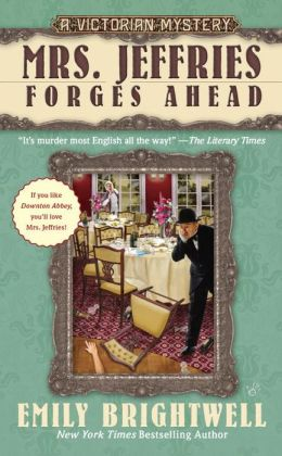 Mrs. Jeffries Forges Ahead (Mrs. Jeffries Series #28)