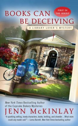 Books Can Be Deceiving (Library Lover's Mystery Series #1)