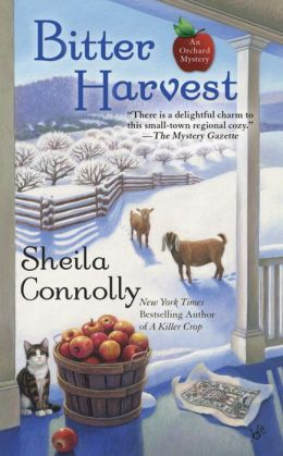 Bitter Harvest (Orchard Mystery Series #5)