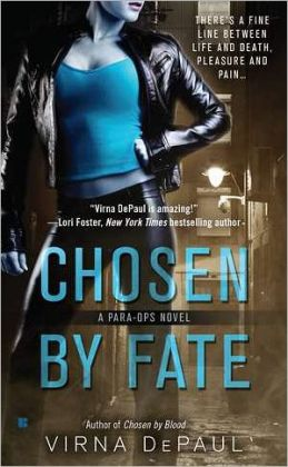 Chosen by Fate (Para-Ops Series #2)