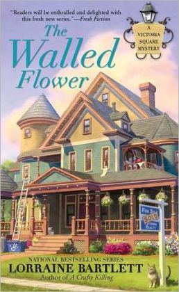 The Walled Flower (Victoria Square Series #2)