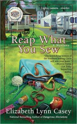 Reap What You Sew (Southern Sewing Circle Series #6)