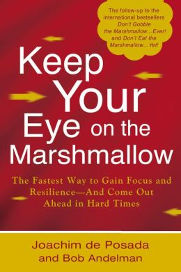 Keep Your Eye on the Marshmallow: Gain Focus and Resilience--And Come Out Ahead