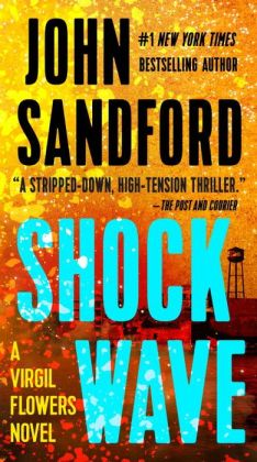 Shock Wave (Virgil Flowers Series #5)