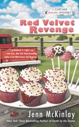 Red Velvet Revenge (Cupcake Bakery Mystery Series #4)
