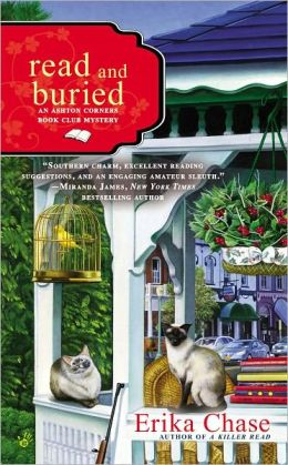 Read and Buried: An Ashton Corners Book Club Mystery