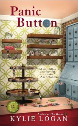 Panic Button (Button Box Mystery Series #3)