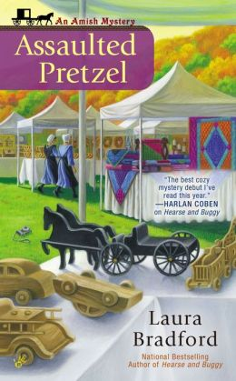 Assaulted Pretzel (Amish Mystery Series #2)