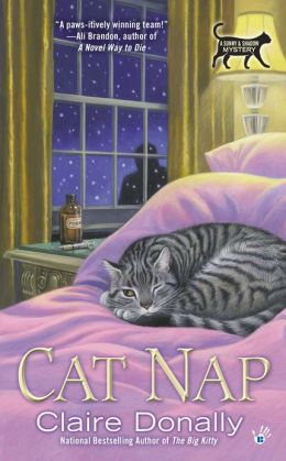 Cat Nap (Sunny and Shadow Mystery Series #2)