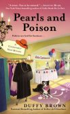 Book Cover Image. Title: Pearls and Poison, Author: Duffy Brown