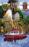 Book Cover Image. Title: In Hot Water, Author: J. J. Cook