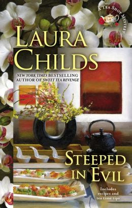 Steeped in Evil (Tea Shop Series #15)