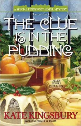 The Clue Is in the Pudding (Pennyfoot Hotel Mystery Series #20)