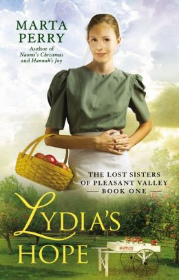 Lydia's Hope (The Lost Sisters of Pleasant Valley Series #1)