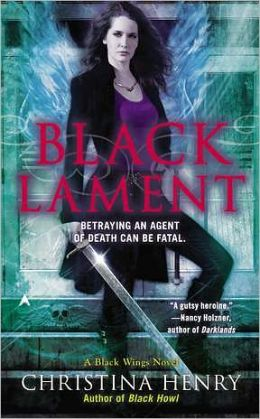 Black Lament (Black Wings Series #4)