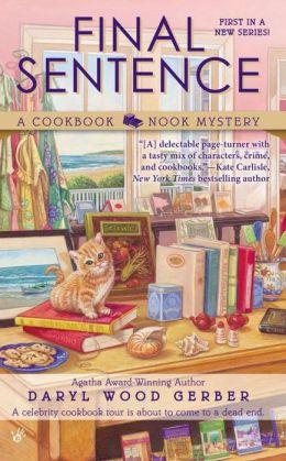 Final Sentence (Cookbook Nook Series #1)