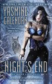 Book Cover Image. Title: Night's End (Indigo Court Series #5), Author: Yasmine Galenorn