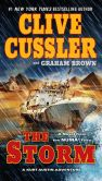 Book Cover Image. Title: The Storm:  A Kurt Austin Adventure (NUMA Files Series), Author: Clive Cussler