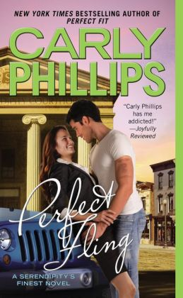 Perfect Fling (Serendipity's Finest Series #2)