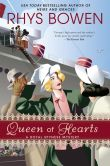 Book Cover Image. Title: Queen of Hearts (Royal Spyness Series #8), Author: Rhys Bowen