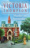 Book Cover Image. Title: Murder on Amsterdam Avenue (Gaslight Mystery Series #17), Author: Victoria Thompson