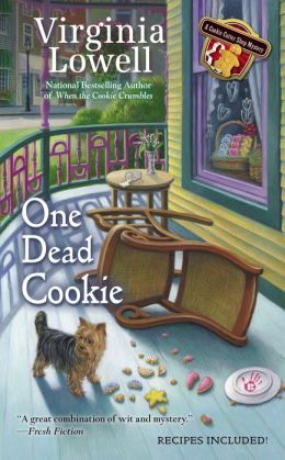 One Dead Cookie (Cookie Cutter Shop Mystery Series #4)