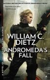 Book Cover Image. Title: Andromeda's Fall, Author: William C. Dietz