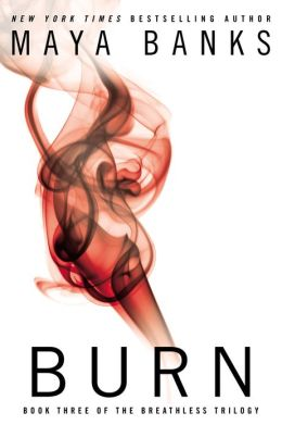Burn (The Breathless Trilogy #3)