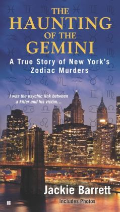 The Haunting of the Gemini: A True Story of New York's Zodiac Murders