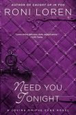 Book Cover Image. Title: Need You Tonight, Author: Roni Loren