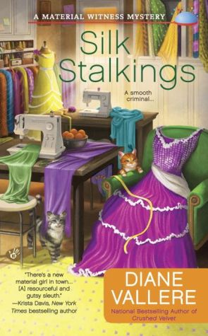 Silk Stalkings: A Material Witness Mystery