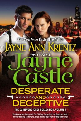 Desperate and Deceptive: The Guinevere Jones Collection, Volume 1