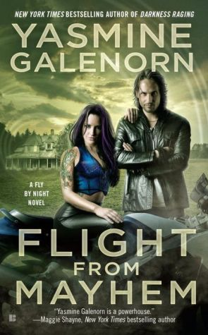 Flight from Mayhem: Fly by Night